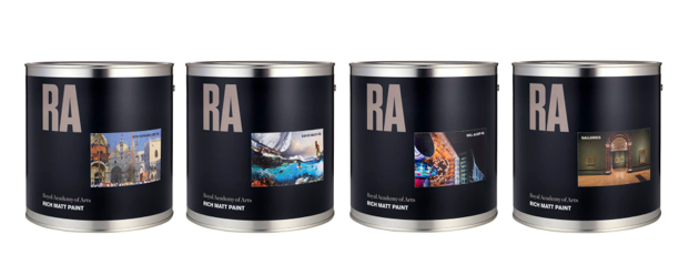 Royal Academy Paint Collections