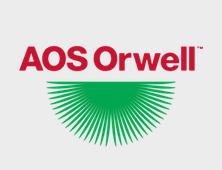 AOS Orwell Corporate Branding