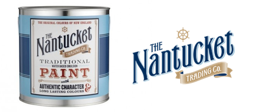 Nantucket Trading C. Tin & Logo
