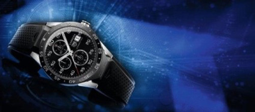 Brand Partnerships: TAG Heuer & Android launch luxury smartwatch
