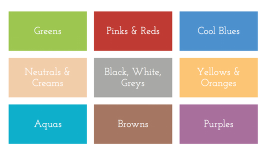 Wickes Colour Groups