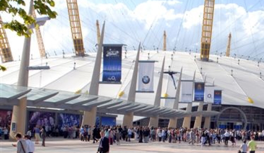 Brands at The O2