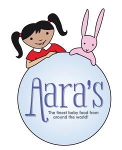 Aar's Foods brand identity